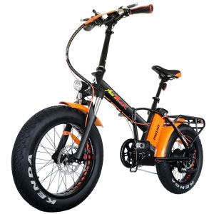 Addmotor Electric Bike Bicycle Folding 750W 11.6AH Fat Tire E-Bike