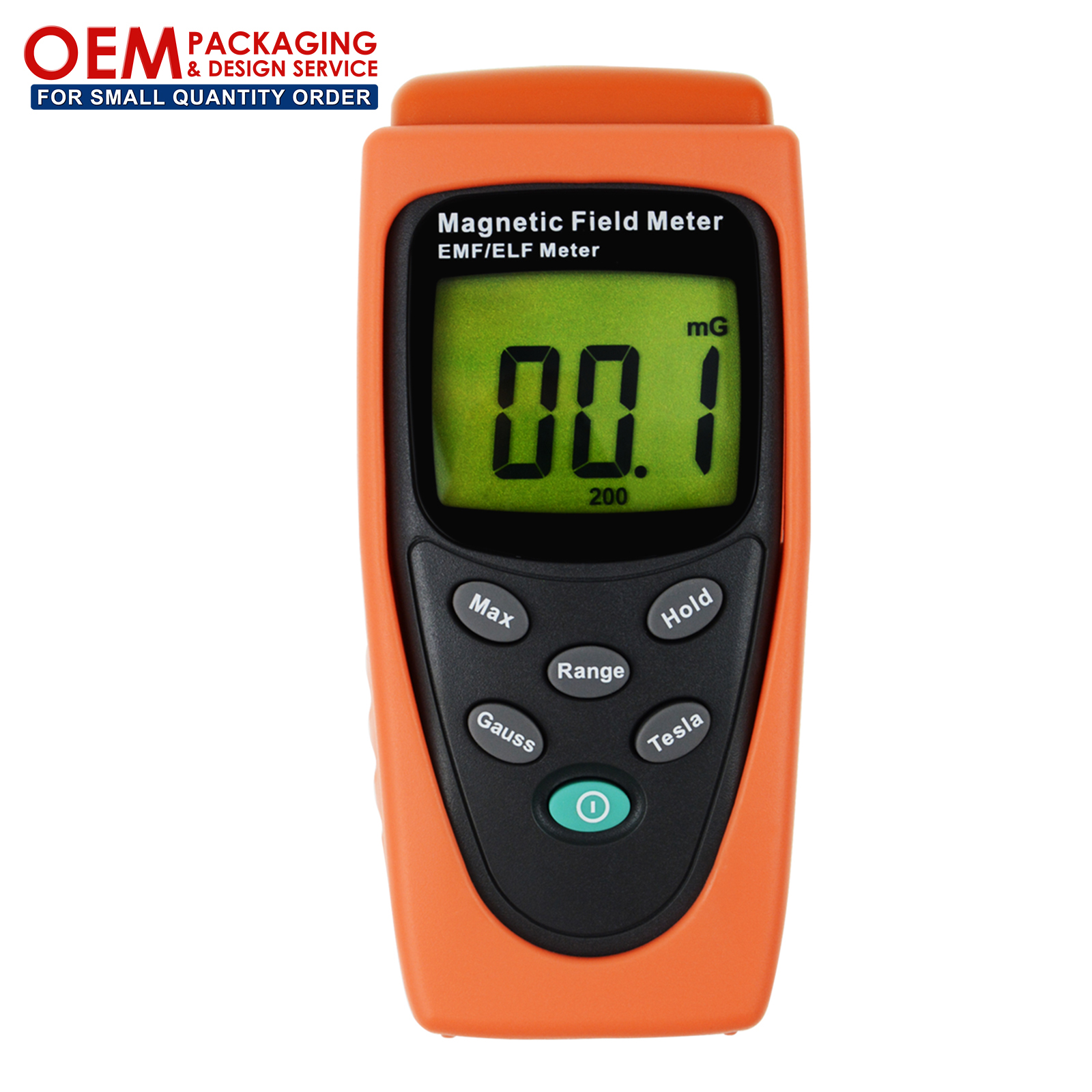 D/étecteur de radiations compteur de testeur de champs /électromagn/étiques LCD Mini d/étecteur de champ /électromagn/étique dordinateur de t/él/éphone