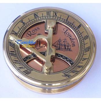 56b10b31756e Ross Londres Brújula Reloj - Buy Llavero De Latón