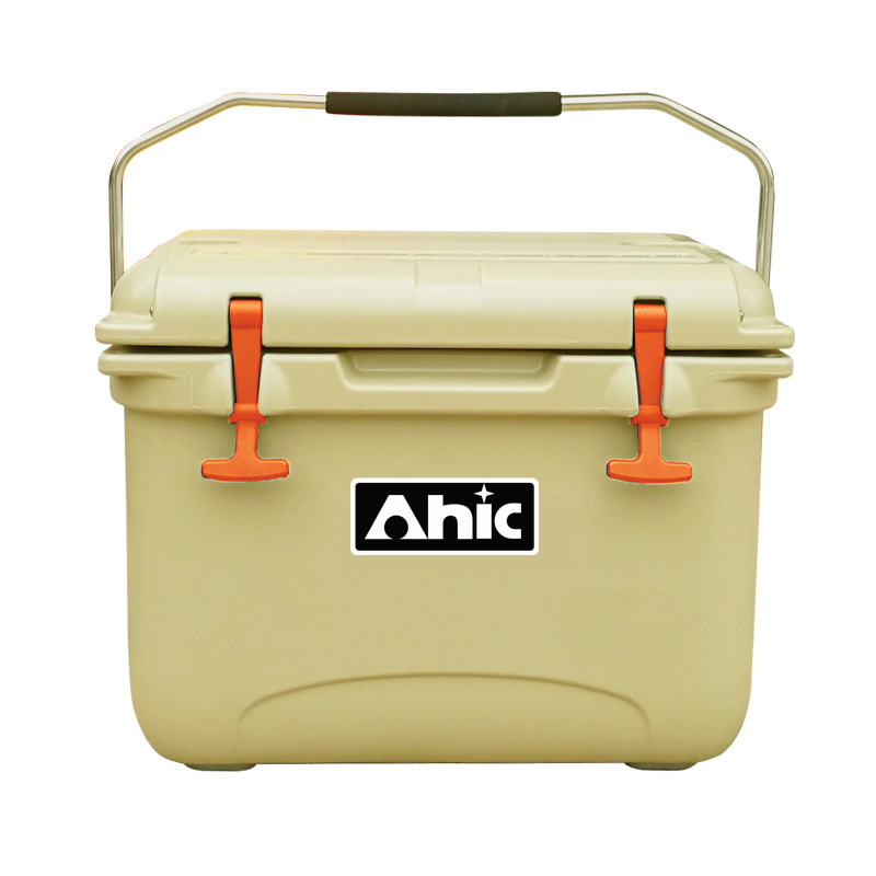 Marine fishing mini ice chest cooler with PE and PU material