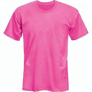 High Quality 100 % Cotton T Shirt / Custom Made T-Shirt