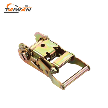 OEM wholesale ratchet tie down metal cam buckle