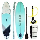China fornecedor de Ouro inflável SUP stand up paddle board