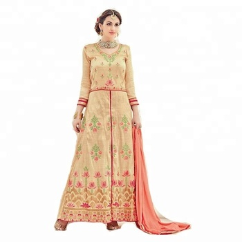 Latest Salwar Kameez Heavy Neck Designs / Salwar Kameez / Simple Dress  Designs Salwar Kameez - Buy Salwar Kameez 2018,Salwar Kameez Cutting,Long