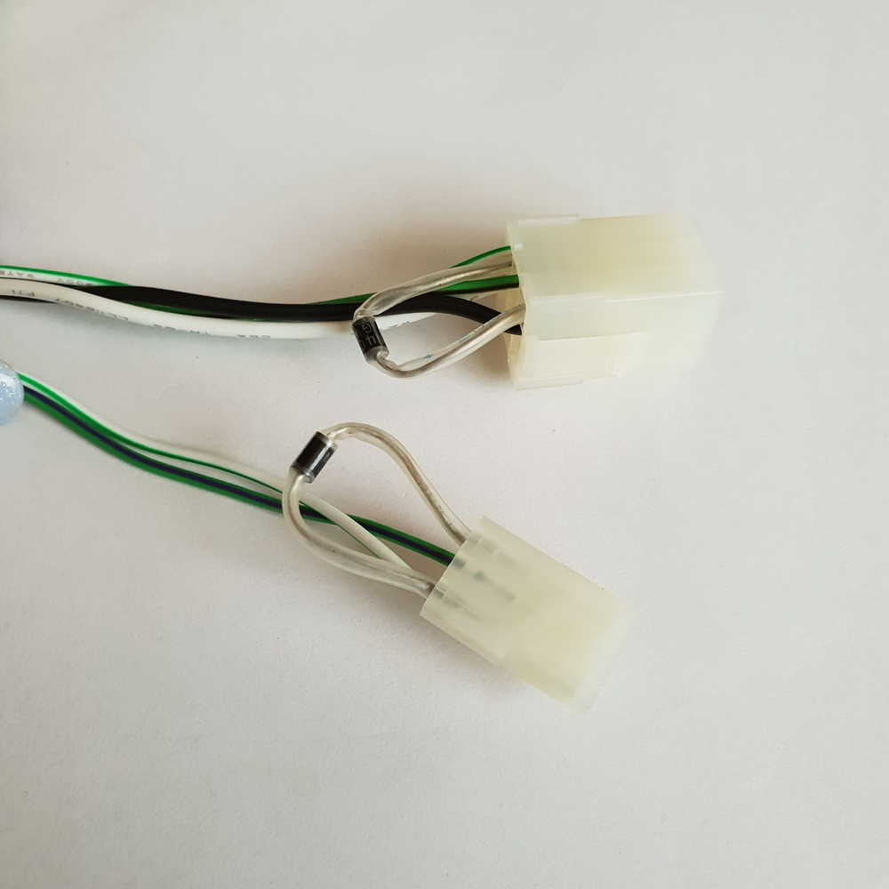 Taiwan Made Diode Electronic Components Auto Odm Wire
