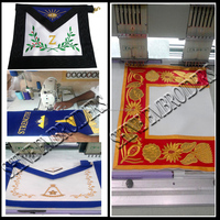 Masonic Regalia 4 degree Apron