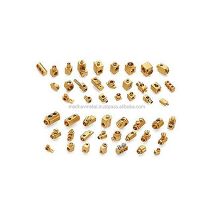 OEM Custom Brass Turning Components Exporter in India