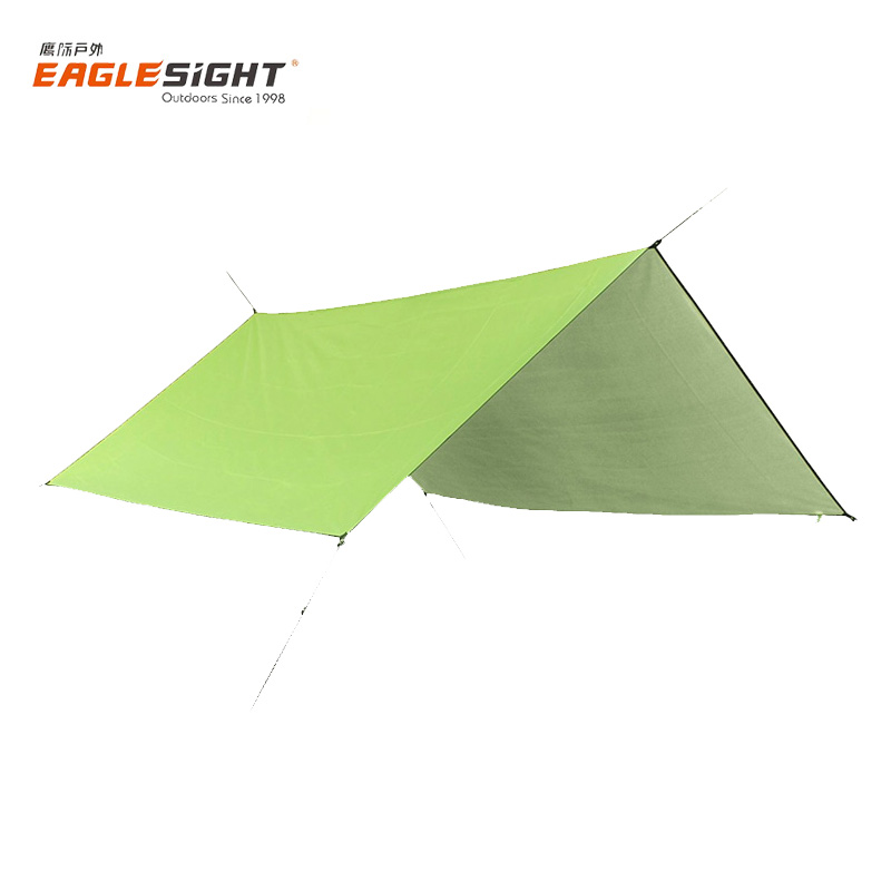Waterproof Poly Rain Tarp Cover Camping