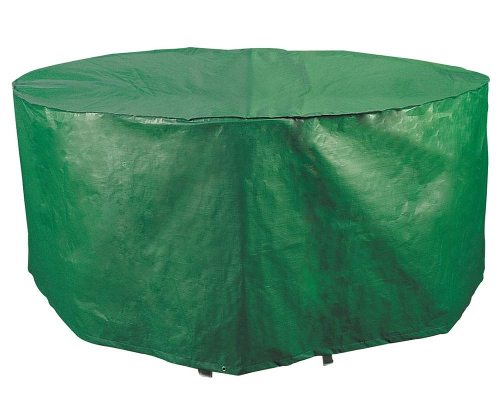 Hot sale High Quality waterproof Round table sets cover PE tarpaulin