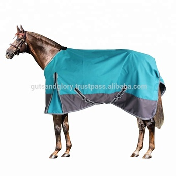 Turnout Rain Rug in 600D Ripstop