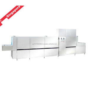 Industrial hot sale Conveyor type Commercial Dish Washing Machine For Hotel & Restaurant & Factory
