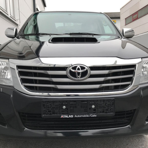 TOYOTA HILUX LHD AND RHD FOR EXPORT