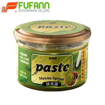 Matcha Spread, Green tea spread, Halal Food, Sweet Paste 250G