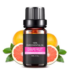 Kanho 10ml Grapefruit 100% Pure, Best Therapeutic Grade Essential Oil OEM