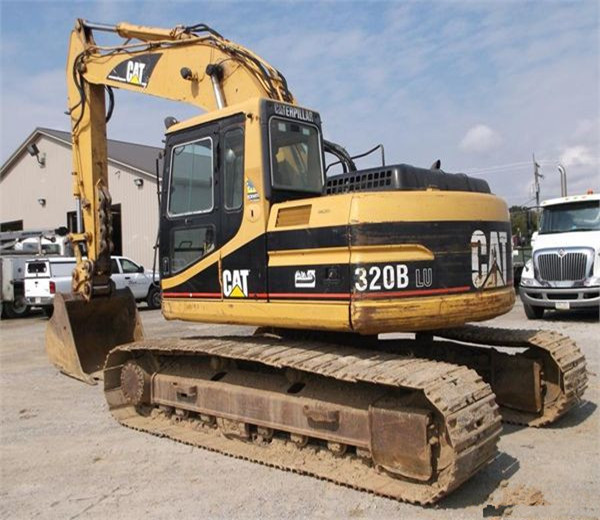 Original Japan high quality used Cat 320C 320CL 330 excavator