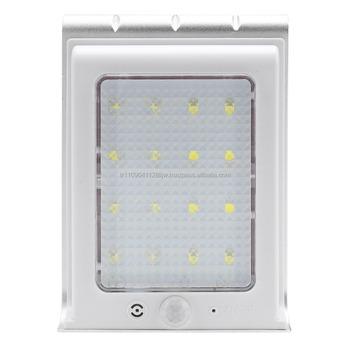 Solar Light Ed Pir Motion Sensor