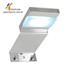 Aluminum Made Chrome Bathroom Cabinet LED cabinet light