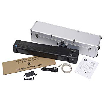 "Colortrac SmartLF Scan - 24"" A1 Portable Colour Scanner with Carry Case"