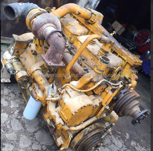 Used 2010 year japan made cat 3406 engine assy ,cat 3046 engine
