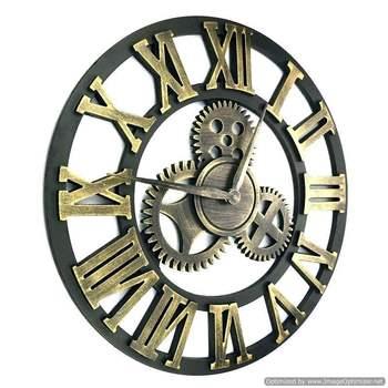82ae6d66838 Madeira Fantasia Relógio De Parede Mecânica - Buy Mecânica De Madeira  Fantasia Relógio De Parede