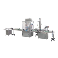 Electric Driven Type and New Condition liquid filling machine