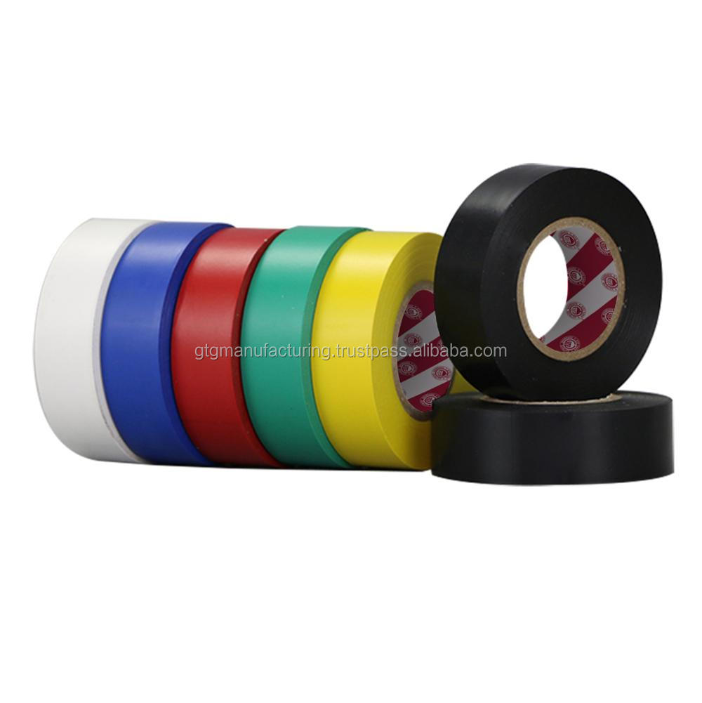 Best Quality Pvc Wire Harness Vinyl Insulation Tape For Automotive