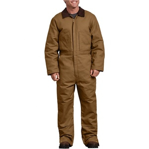 Camo Military Army Hunting coveralls with multiple pockets and Elastic waist mens overall Suit workwear