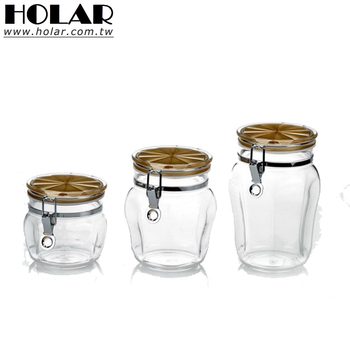 [holar] Taiwan Made Canisters Sets For Kitchen Counter - Buy Plastic Food  Containers With Lid,Food Container Plastic,Food Grade Containers Product on  ...