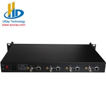DHL LIBERA il Trasporto 4 Canali H.265 HD 3G SDI A Flusso IP RTSP Encoder H.264 <span class=keywords><strong>Video</strong></span> IPTV SDI In Tempo Reale <span class=keywords><strong>streaming</strong></span> <span class=keywords><strong>Server</strong></span> Encoder RTMP