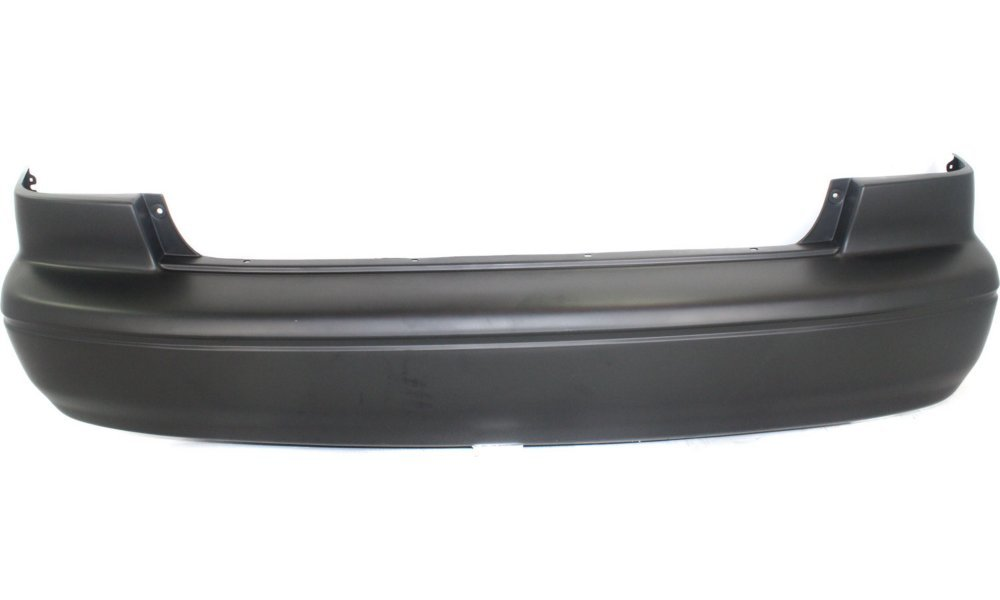 New Evan-Fischer EVA17872015218 Rear BUMPER COVER Primed for 1997-1999 Toyota Camry