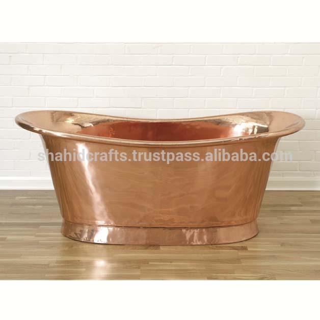 Finden Sie Hohe Qualität Kupfer Badewanne Hersteller Und Kupfer