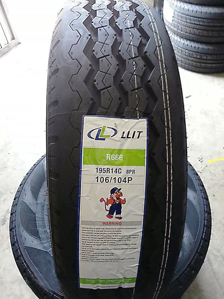 Wholesale  high quality for cheap car tyres 145/70R12 car tire made in Thailand with Linglong brand