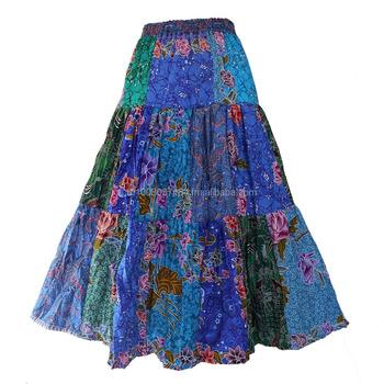 08ce484e0 Boho/hippie/gypsy Patchwork Faldas Largas - Buy Faldas Largas De  Fantasía,Faldas Largas,Falda Gitana Bohemia Product on Alibaba.com