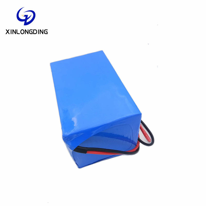 XLD Factory price high quality rechargeable lithium 72v 45ah battery pack with smart BMS