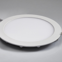 18w Slim Panel Led Light At BEST PRICE! CE & RoSH Square / Round LED Panel Light - Wholesale