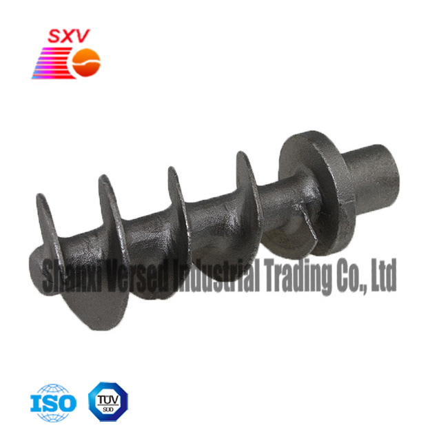 Silica sol precision casting meat grinder parts