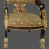 Wooden Antique Style Swanean Chair for sale