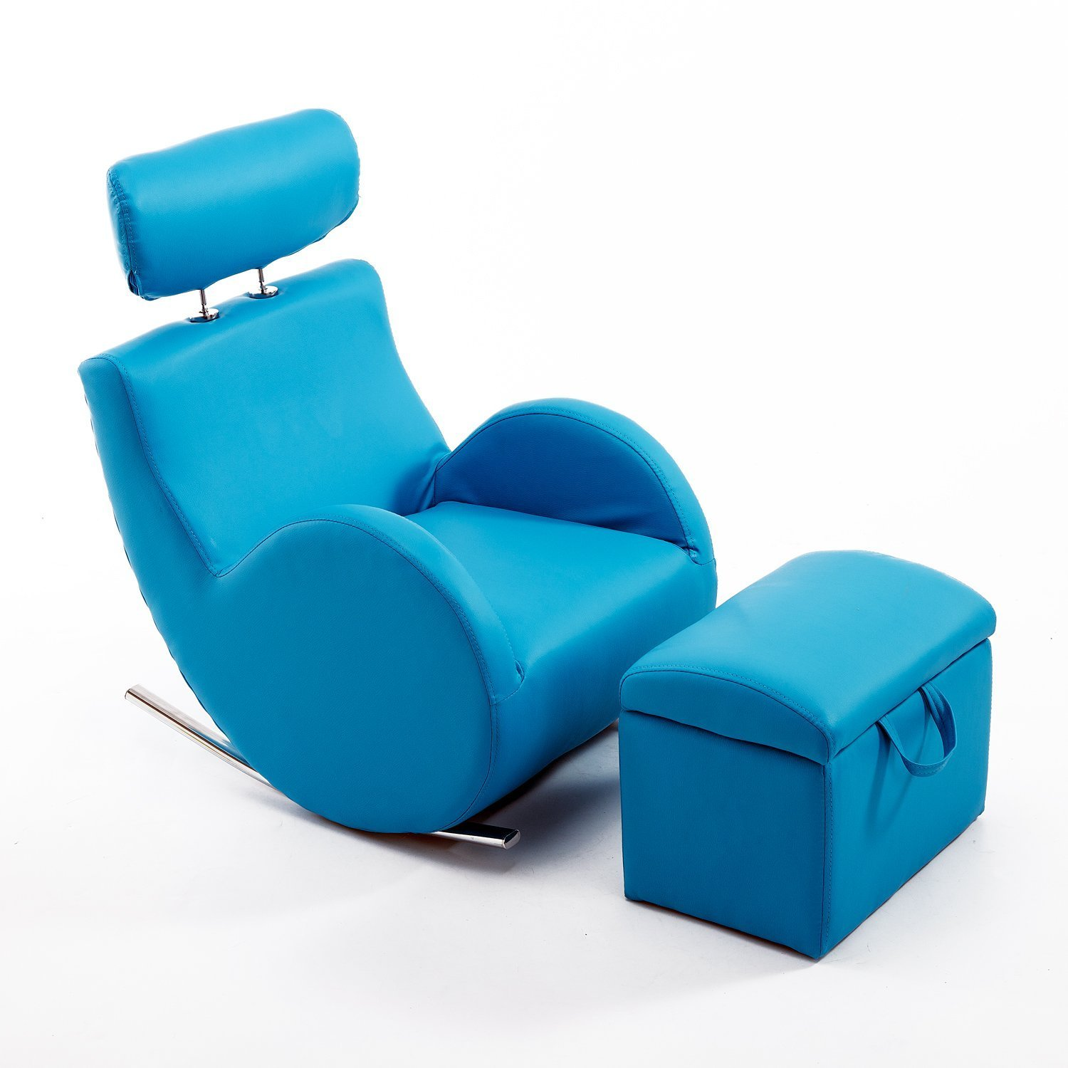 Cheap Blue Chair And Ottoman, find Blue Chair And Ottoman deals on ...
