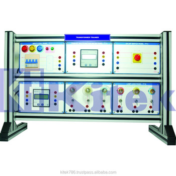 Transformer System Panel / Electrical Machine Trainer / Electrical Machine Lab