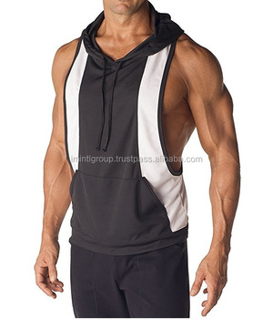 5f4dc47adeed19 Bodybuilding Stringer Hoodie Tank Top Sleeveless Im.2246 - Buy ...