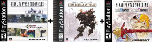 The Final Fantasy Classic Collection - Final Fantasy 1, 2, 4, 5, 6, & Chrono Trigger