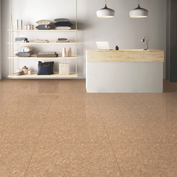 800x800x9.2mm Thickness Polished Double Loading Porcelain Floor Tiles