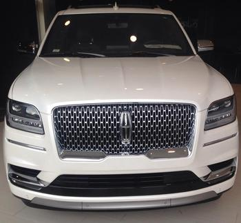 2018 Lincoln Navigator L 4x4 Black Label