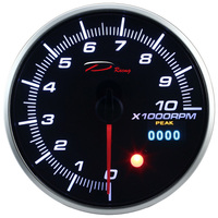 115mm big size ODO Meter OLED auto meter depo car Tachometer