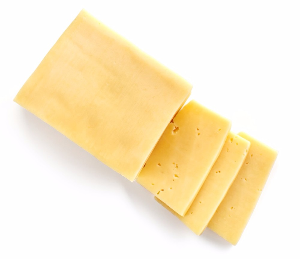 Polish Cheddar Cheese Block 20 kg