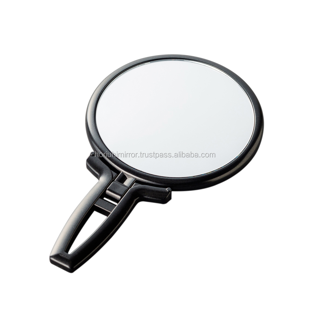 Magnifying Makeup Mirror 1X/2X Magnification, Free Standing Bathroom Mirror  For Vanity, Desk