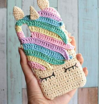 Luxury crochet phone case collection must have