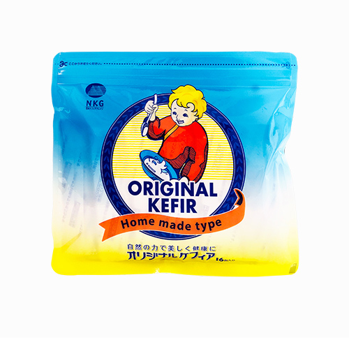 Healthy and Delicious kefir starter culture with Natural made in Japan