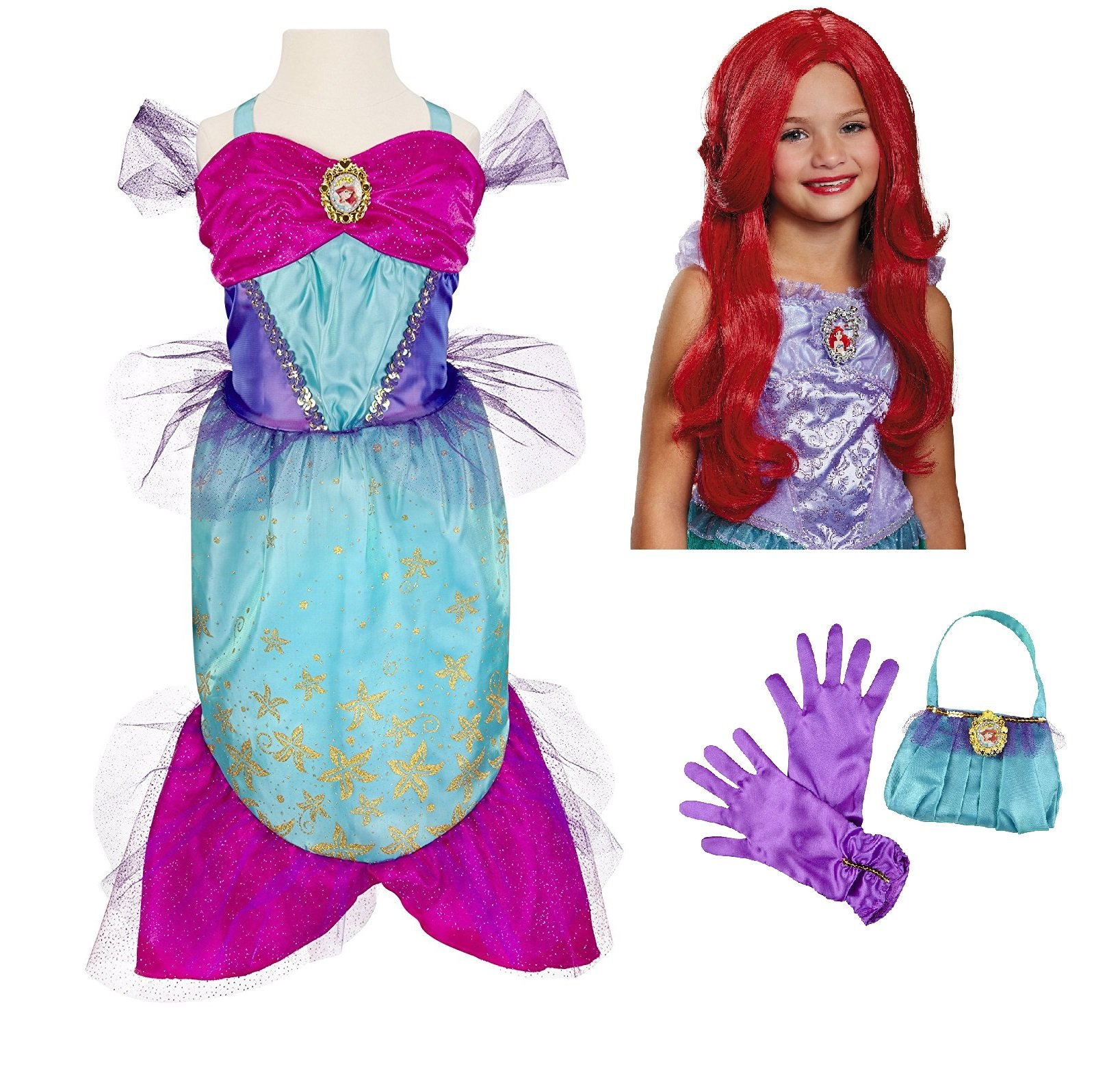 cheap princess ariel costume adult, find princess ariel costume