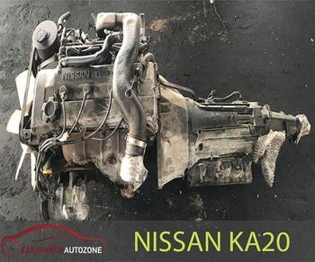 Used Engine Ka20 Nissan Caravan - Buy Engine Ka20,Nissan Caravan Product on  Alibaba com